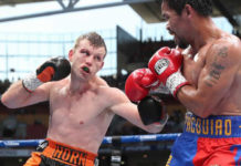 Jeff Horn next fight against Terence Crawford nearly done deal