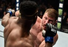 UFC 220 Miocic vs Ngannou results
