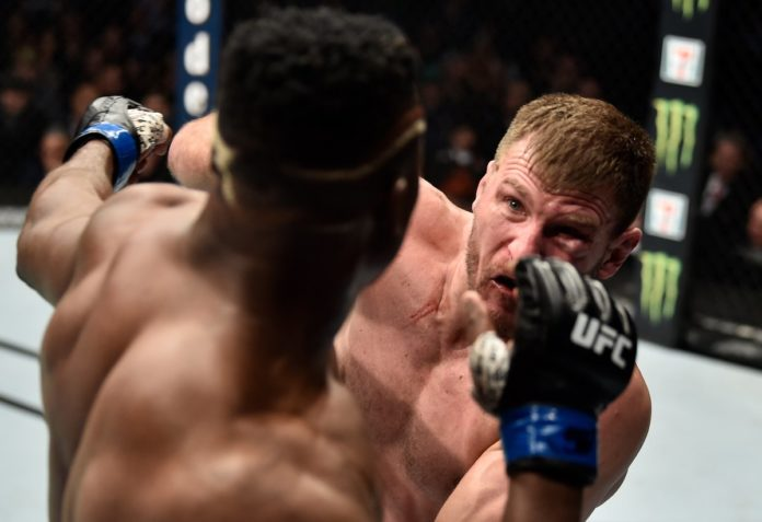 UFC 220: Stipe Miocic halts Francis Ngannou hype train