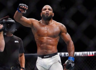 Yoel Romero steps in for Robert Whittaker at UFC 221 in Perth