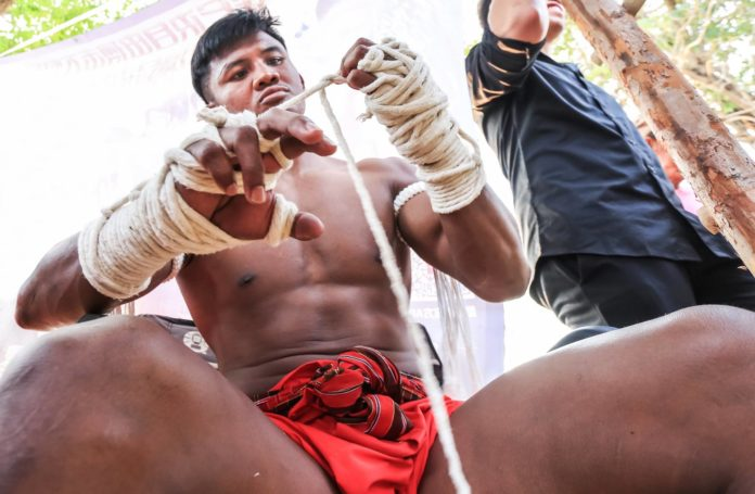 Muay Thai fighter Buakaw Banchamek