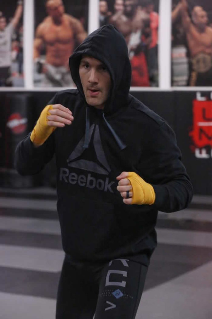 Chris Weidman hosts Seminar at UFC Gym Balcatta, Perth, WA