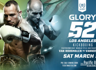 GLORY 52 Los Angeles