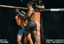 Israel Adesanya faces Marvin Vettori at UFC on FOX 29