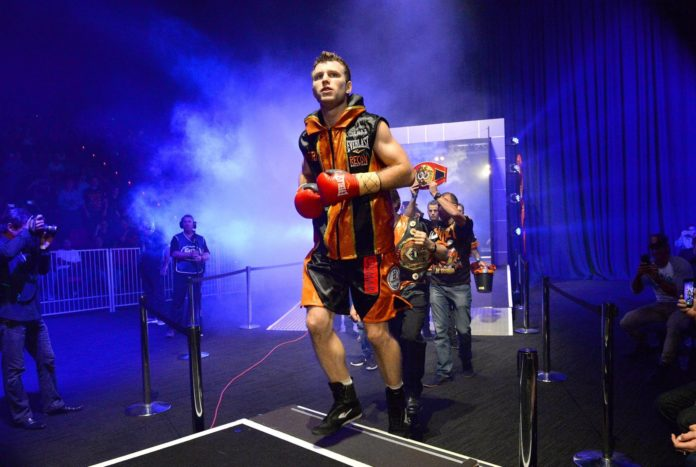 Jeff Horn vs Terence Crawford moved back to Vegas
