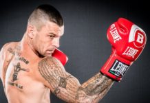 John Wayne Parr next fight Bellator Kickboxing 9