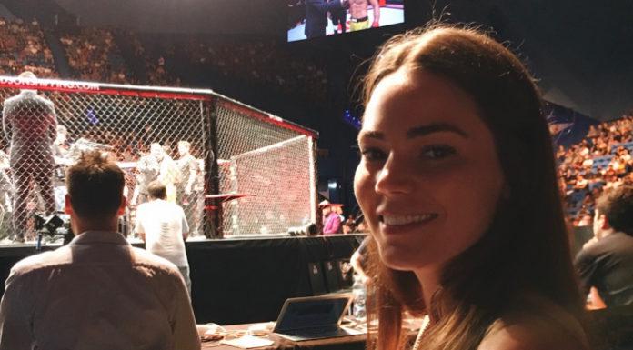 UFC 221 Lilian Dikmans