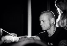 Rob Powdrill partakes in AFC MMA Perth