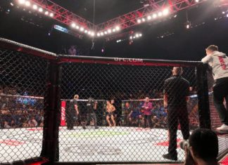 UFC makes first visit to Chile in May