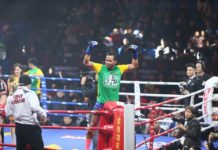 Yodsanklai Fairtex victorious over Enriko Kehl