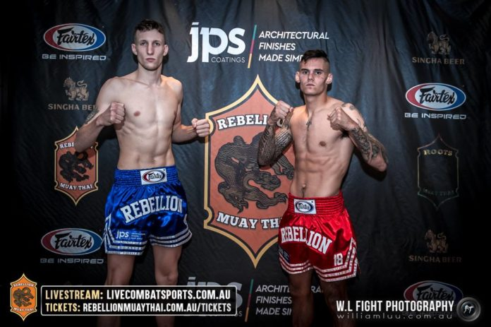 Toby Smith vs Jakub Benko