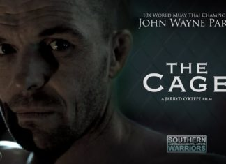 John Wayne Parr talks Caged Muay Thai