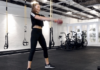 Lilian Dikmans circuit training
