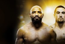 Robert Whittaker vs Yoel Romero