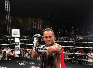 Saenchai victorious at Thai Fight Nakhon