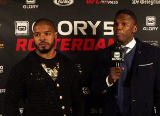 Tyrone Spong and Remy Bonjasky talk Badr Hari
