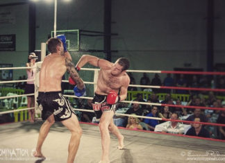 Alex James returns at Domination Muay Thai 20