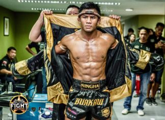 Buakaw Banchamek schedules two fights