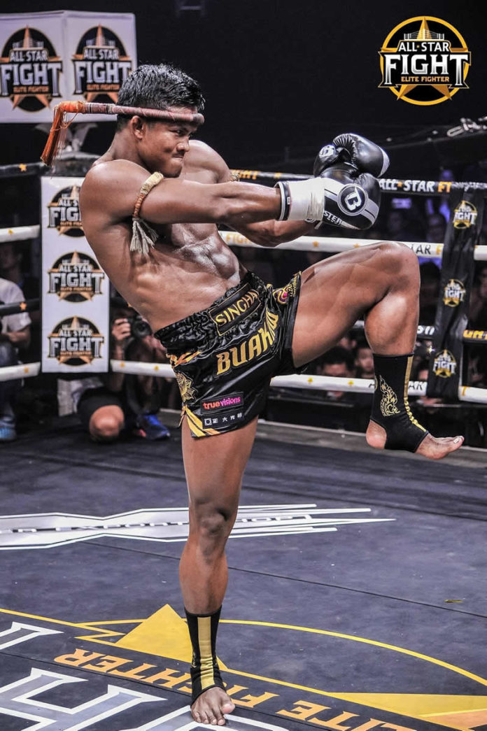 Buakaw Banchamek headlines All Star Fight 3
