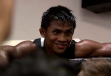 Buakaw Banchamek at Muay Thai Premier League
