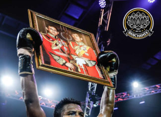 Buakaw Banchamek faces Victor Nagbe at All Star Fight 4 Hong Kong