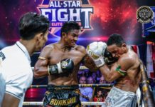 Buakaw Banchamek defeats Luis Passos at All Star Fight 3