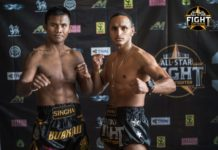 All Star Fight 3: Buakaw Banchamek vs Luis Passos