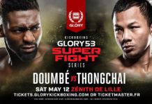 GLORY 53 Super Fight Series