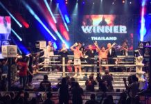 Saenchai defeats Luca Roma at Thai FIght Rome