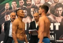 Thai Fight Rome: Saenchai vs Roma