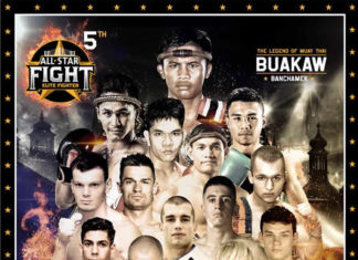 All Star Fight 5 Prague