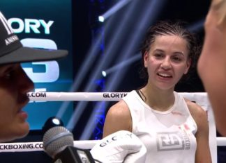 GLORY 53 results