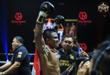 Buakaw Banchamek at All Star Fight