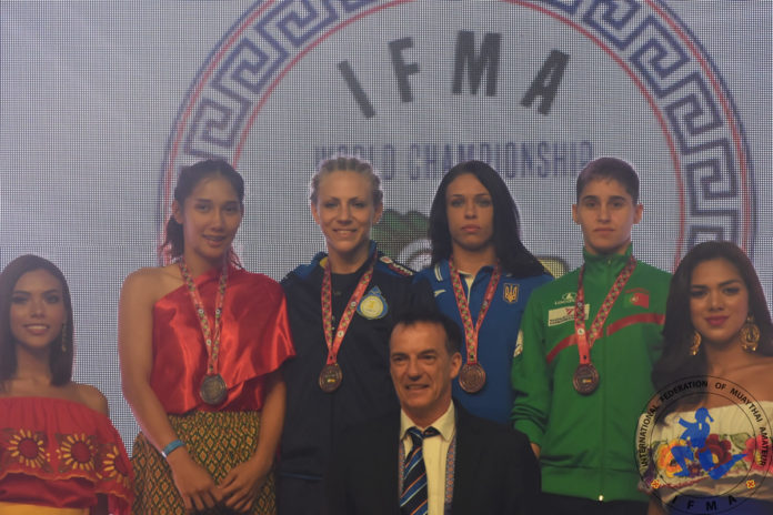 IFMA Muay Thai Medalists