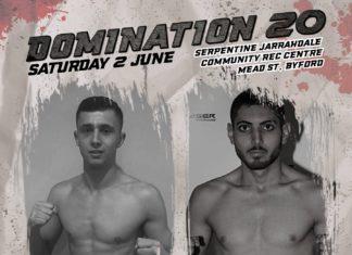 Domination Muay Thai 20: Mitchell Walker vs. Misagh Norouzi