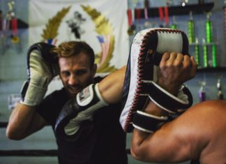 Carnage Muay Thai Seminar Tour in the USA