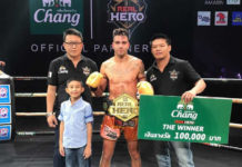 Petros Papoutsakis wins Real Hero tournament