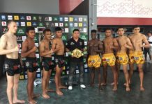 Real Hero Muay Thai Tournament