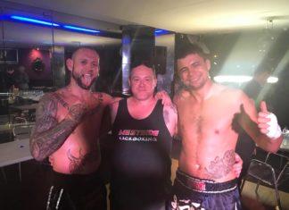 Rob Powdrill defeats Michael Wiktora