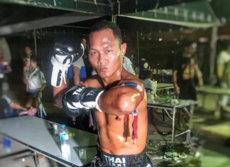Saenchai victorious at Thai Fight Samui