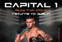 Toby Smith scheduled for Muay Thai bout in Dublin
