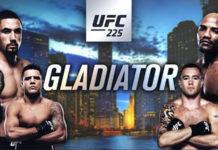 UFC 225 Gladiator