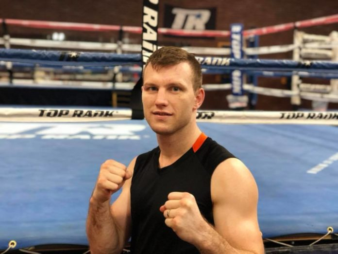 Jeff Horn vs Anthony Mundine in the making