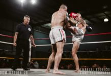 Jordan Godtfredsen faces Saemapetch Fairtex