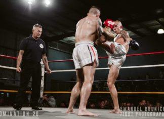 Jordan Godtfredsen faces Saemapetch Fairtex