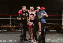 Misagh Norouzi victorious at Domination Muay Thai 20
