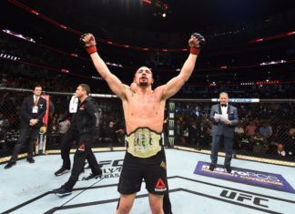 UFC 225: Whittaker retains middleweight title