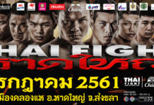 Thai Fight Hat Yai