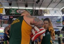 Australian Muay Thai Team ready for IFMA Youth World Championships