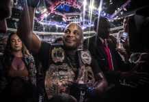 UFC 226: Daniel Cormier becomes two division champion